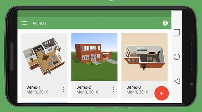 Planner 5d casa interior design home design 3d my for App per progettare casa android