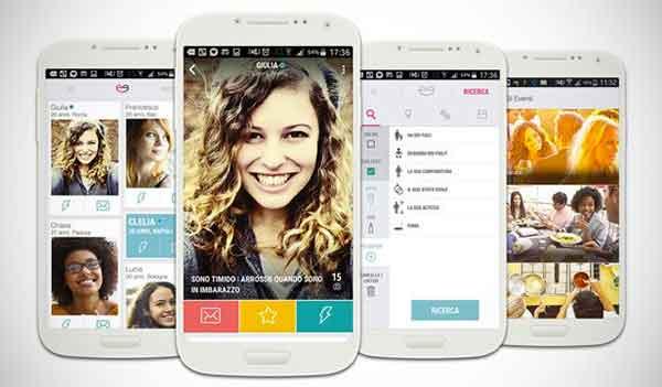 Incontri Apps per Android gratis