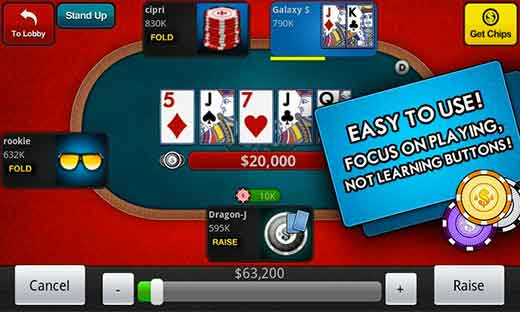 Top poker sites in the world